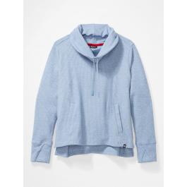 Пуловер женский Marmot Wm's Lorraine Pullover | Dusk | Вид 1