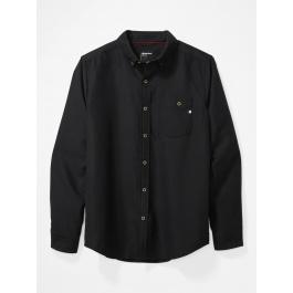 Рубашка мужская Marmot Aylesbury LS | Black | Вид 1