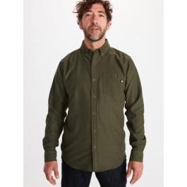 Рубашка мужская Marmot Aylesbury LS   Nori   Вид 1