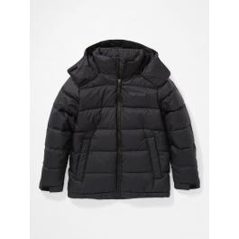 Куртка детская Marmot Kid's Stockholm II Jacket | Black | Вид 1
