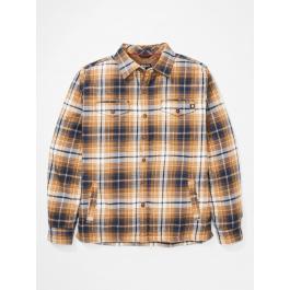 Рубашка мужская Marmot Ridgefield LS | Scotch | Вид 1