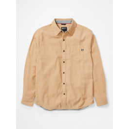 Рубашка мужская Marmot Hobson Midweight Flannel LS | Scotch Heather | Вид 1