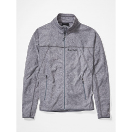 Куртка из флиса Marmot Pisgah Fleece Jacket | Steel Onyx | Вид 1