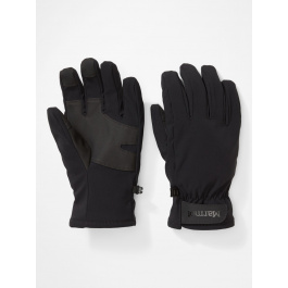 Перчатки мужские Marmot Slydda Softshell Glove | Black | Вид 1
