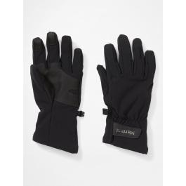 Перчатки женские Marmot Wm's Slydda Softshell Glove | Black | Вид 1