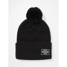 Шапка мужская Marmot Marshall Hat | Black | Вид 1