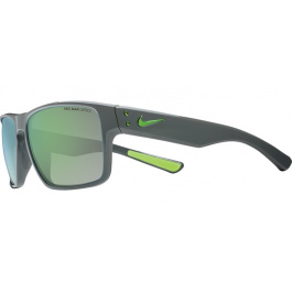 Очки Nike Vision Mavrk | Matte Crystal Mercury Grey/Flash Lime | Вид 1