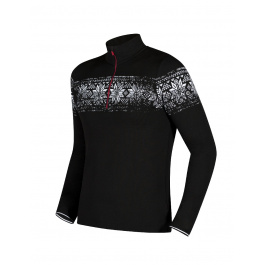 Пуловер мужской Newland MAN T-NECK Baldo | Nero/Bianco | Вид 1