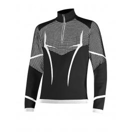 Пуловер мужской Newland ANDY | Black/White | Вид спереди