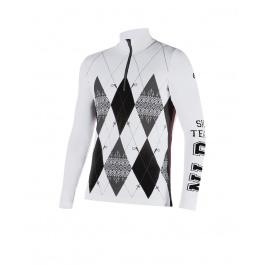 Пуловер мужской Newland RANDLE | White/Black | Вид 1