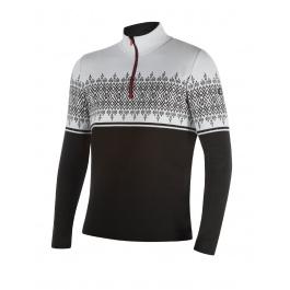Пуловер мужской Newland MAXIMUS | Black/White | Вид 1