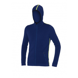 Толстовка Newland San Martino HOODIE MAN DH3D | Royal Blue | Вид спереди