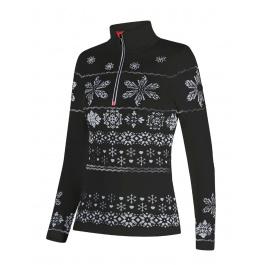Пуловер женский Newland AMELIE | Black/White | Вид спереди