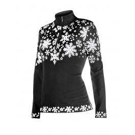 Пуловер женский Newland ROXANE | Black/White | Вид спереди