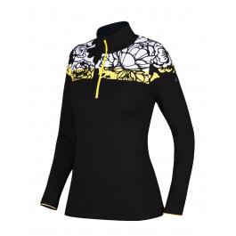 Пуловер женский Newland LADY T-NECK Ortisei | Black/White | Вид 1
