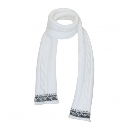 Шарф женский Newland NURIA SCARF KNIT | Nature | Вид 1