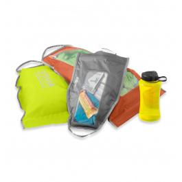 Гермочехол Outdoor Research Flat Vision Dry Bag   Ember   Вид 1