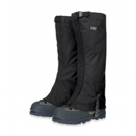 Гетры Outdoor Research Verglas Gaiters | Black | Вид 1