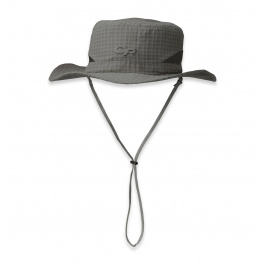Шапка Outdoor Research Sol Hat | Pewter Check | Вид 1