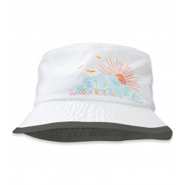 Панама детская Outdoor Research Girl's Solstice Bucket | White | Вид 1