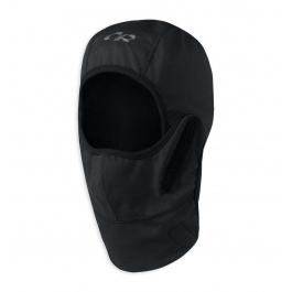 Балаклава женская Outdoor Research Ws Gorilla Balaclava | Black | Вид 1