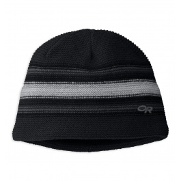 Шапка Outdoor Research Spitsbergen Hat | Black/Charcoal | Вид 1