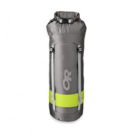 Гермомешок Outdoor Research Airpurge Dry Compr Sack   Pewter   Вид 1