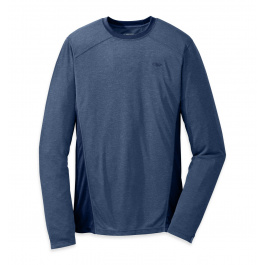 Термобелье Outdoor Research Sequence L/S Crew Men's | Dusk/Night | Вид 1