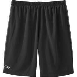 Шорты Outdoor Research Scorcher Shorts | Black/Pewter | Вид 1