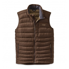 Жилет Outdoor Research Transcendent Vest Men's | Earth/Cafe | Вид 1