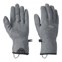 Перчатки Outdoor Research Longhouse Gloves   Pewter   Вид 1