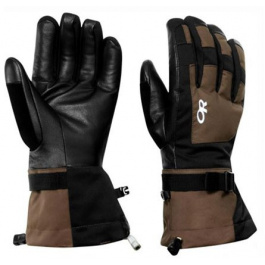 Перчатки Outdoor Research W's Revolution Gloves | Espresso | Вид 1