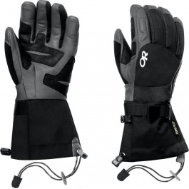 Перчатки женские Outdoor Research Northback Gloves | Black/Grey | Вид 1