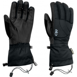 Перчатки женские Outdoor Research Southback Gloves | Black | Вид 1