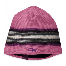 Шапка детская Outdoor Research Kid's Spitsbergen Beanie | Crocus/Orchid | Вид 1