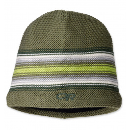 Шапка детская Outdoor Research Kid's Spitsbergen Beanie | Olive/Evergreen | Вид 1