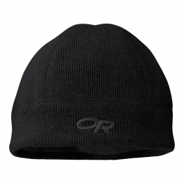 Шапка Outdoor Research Flurry Beanie | Black | Вид 1