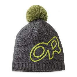 Шапка Outdoor Research Delegate Beanie | Charcoal | Вид 1