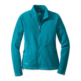 Куртка женская Outdoor Research Longhouse Jacket Women's | Alpine Lake | Вид 1