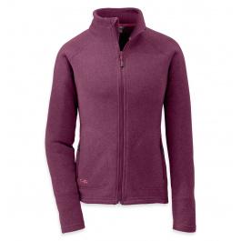 Куртка женская Outdoor Research Longhouse Jacket Women's | Orchid  | Вид 1