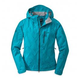 Куртка женская Outdoor Research Igneo Jacket Women's | Alpine Print | Вид 1