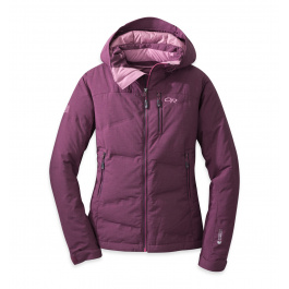Куртка женская Outdoor Research Stormbound Jacket Women's | Orchid/Crocus | Вид спереди
