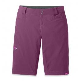 Шорты женские Outdoor Research Ferrosi Shorts | Orchid | Вид 1