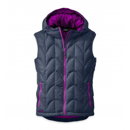 Жилет женский Outdoor Research Aria Vest Women's | Night/Ultraviolet | Вид 1