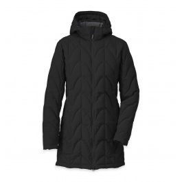 Куртка женская Outdoor Research Aria Storm Parka Women's | Black | Вид 1