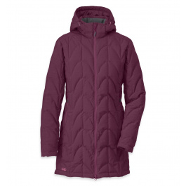 Куртка женская Outdoor Research Aria Storm Parka Women's | Orchid/Crocus | Вид 2