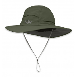 Панама Outdoor Research Sombriolet Sun Hat | Fatigue | Вид 1