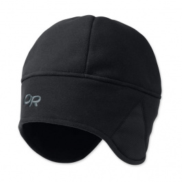Шапка Outdoor Research Windwarrior Hat | Black | Вид 1