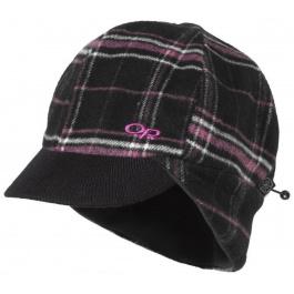 Кепка женская Outdoor Research W's Klondike Cap | Black/Fuchsia | Вид 1