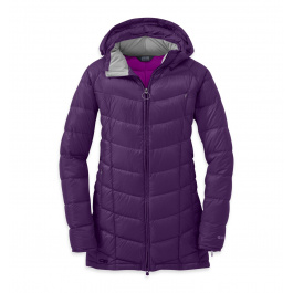Куртка женская Outdoor Research Sonata Parka Womens | Elderberry | Вид 1